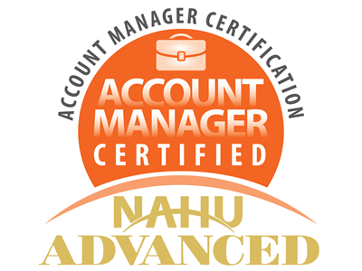 NAHU Advanced Account Manager Certification Logo web16