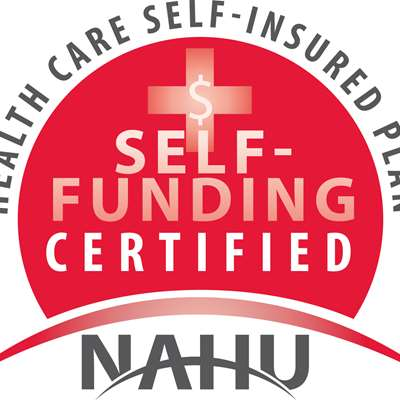 NAHU Self Funding Certification Logo