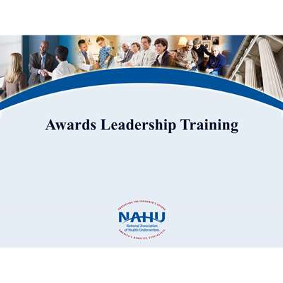 AwardLeadershipTraining