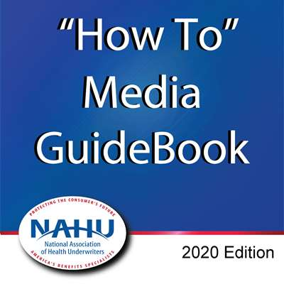 """How To"" Media Guidebook 2020 Cover"